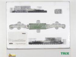 Trix 23994 Tragschnabelwagen Uai 839 Trafotransport lesen! OVP