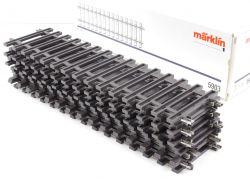 Märklin 5903 10x Gerades Gleis Länge 300 mm Spur 1 wie NEU OVP ST
