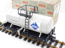 Lehmann 4040 LGB Aral Tankwagen Kesselwagen Petroleum TOP! OVP