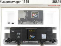 Märklin 85895 Museumswagen 1995 Schachenmayr Wolle SW 1 NEU! OVP