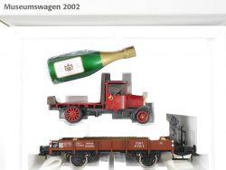Märklin 58315 Museumswagen 2002 Kessler Sekt DR Spur 1 NEU! OVP
