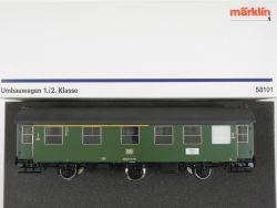 Märklin 58101 Umbauwagen 1./2.Kl DB Personenwagen Spur 1 OVP