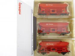 Märklin 58291 Wagen-Set Schotter Transport DB Cargo SW 1 NEU OVP