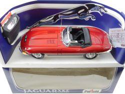 Polistil TG8 Jaguar XKE E-Type Roadster 1964 4,2 L 1/16 NEU! OVP