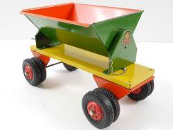 Steiff Anhänger Kipplore Muldenkipper Blechspielzeug TOP