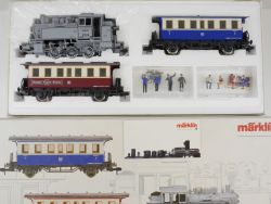 Märklin 5510 Zugset BR 80 DRG 2 Museumswagen Digital Sound! OVP