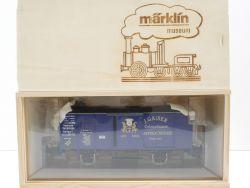 Märklin Museumswagen 2000 Gaiser Colonialwaren DRG SW 1 NEU! OVP SG
