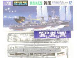Aoshima 034071 Japanese Navy Destroyer Maikaze 1/700 NEU! OVP