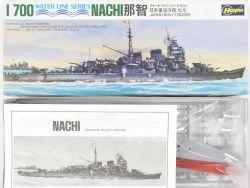 Hasegawa WL.C006 Japanese Heavy Cruiser Nachi 1/700 NEU OVP