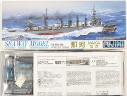 Fujimi 41087 Japanese Light Cruiser Naka 1/700 Model Kit NEU OVP