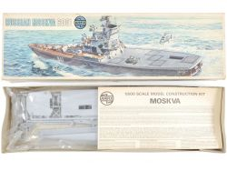 Airfix 05202-9 Russia Moskva Helicopter Carrier 1/600 ungebaut OVP