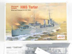 Aeroplast 00301 Royal Navy Kreuzer HMS Tartar 1/600 NEU! OVP