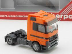 Herpa 144377 MB Mercedes Actros Zugmaschine WLB & Spoiler OVP