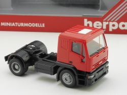 Herpa 142236 Iveco Eurotech Solo-Zugmaschine rot LKW 1:87 OVP