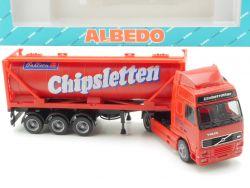 Albedo 320008 Volvo FH 16 Chipsletten Bahlsen Sattelzug LKW OVP