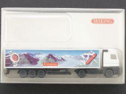 Wiking 9540425 MB Actros Koffer-Sattelzug Victorinox 1:160 OVP
