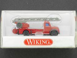 Wiking 9624025 Magirus Feuerwehr DL 25 h Spur N 1:160 NEU OVP