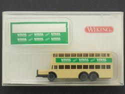 Wiking 9730120 Berliner Doppeldeckbus D 38 Vivil 1:160 TOP OVP