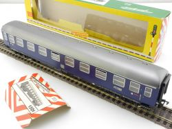 Fleischmann 1501 D-Zug Schnellzugwagen Personenwagen DB 1.Kl OVP