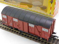 Fleischmann 1470 Gedeckter Güterwagen DB Schiebetüren Karton OVP