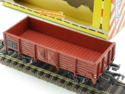 Fleischmann 1454 Hochbordwagen Offener Güterwagen H0 DC TOP OVP
