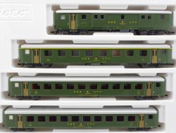 Roco 44065 Einheitswagen-Set SBB CH AC für Märklin-System TOP! OVP