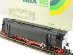 Trix 22510 Diesel-Druckluftlok BR V 3201 MAN DRG DC H0 NEU! OVP