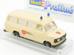Praline 82426 Ford Transit Malteser Hilfsdienst 1:87 H0 NEU! OVP