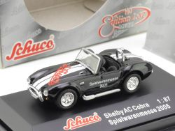 Schuco Edition 1:87 Shelby AC Cobra Spielwarenmesse 2005 TOP OVP