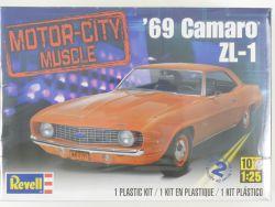 Revell 85-4056 Chevrolet Chevy Camaro ZL-1 69 1/25 MIB NEU! OVP