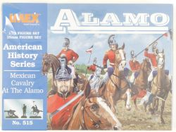 IMEX 515 Figuren Mexican Cavalry Alamo 1/72 American History OVP
