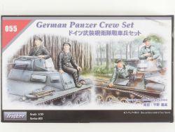 Tristar 35055 055 German Panzer Crew Set 1/35 MIB NEU OVP