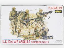 Dragon 3011 U.S.101 st Air Assault Screaming Eagles 1/35 NEU OVP