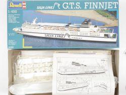 Revell 5229 Silja Line G.T.S. Finnjet Autofähre 1/400 NEU! OVP