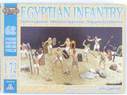 Nexus 001-1 Egyptian Infantry Figuren-Set Atlantic Italeri  OVP