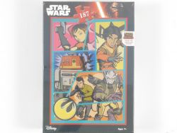 Star Wars Rebels Puzzle Jedi Disney 187 Teile Jigsaw NEU! OVP