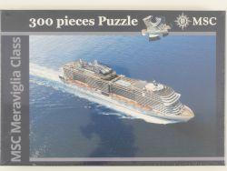 Puzzle MSC Meraviglia Bellissima 300 Teile Jigsaw NEU selten OVP