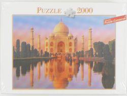 Blatz 57691 Puzzle Taj Mahal 2000 Schmidt Jigsaw NEU! OVP