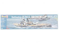 Revell 5065 Battleship HMS Prince of Wales Kit 1/570 NEU! OVP