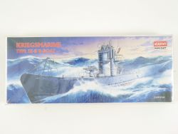 Academy 1442 Kriegsmarine Type IX-B U-Boat Kit 1/150 NEU! OVP