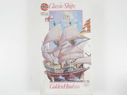 Airfix 09258 Special Ed. Classic Ships Golden Hind 1/72 NEU! OVP
