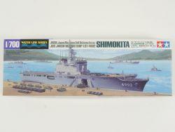Tamiya 31006 JMSDF Defence Ship Shimokita 1/700 Kit MIB! OVP