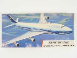 Airfix SK811 Boeing 747 Jumbo Jet 1/144 1969 Rarität lesen! OVP
