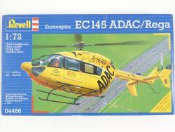 Revell 04486 Eurocopter EC145 ADAC Rega 1:72 Hubschrauber OVP