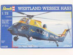 Revell 04439 Westland Wessex HAS3 Bausatz 1:72 Hubschrauber OVP