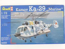 Revell 04493 Kamov Ka-29 Marine Hubschrauber 1:72 MIB NEU! OVP