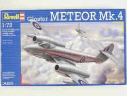 Revell 04658 Gloster Meteor Mk.4 Strahljäger Kit 1:72 MIB! OVP