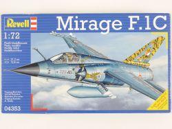 Revell 04353 Abfangjäger Mirage F.1C Jagdbomber 1:72 MIB NEU OVP
