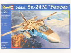 Revell 04399 Sukhoi Su-24 M Fencer Jagdbomber 1:72 MIB NEU! OVP