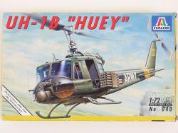 Italeri 040 UH-1B Huey Bell Vietnamkrieg Kit 1:72 MIB NEU! OVP